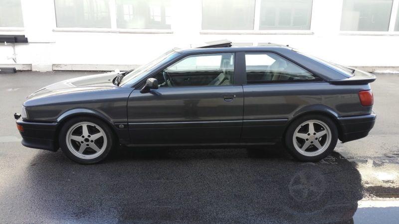 Verkauft Audi S2 Coupe Quattro 22l 5 Gebraucht 1992 299000 Km
