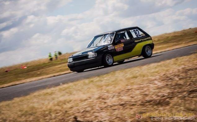 Verkauft Opel Corsa Gsi Motorsport Sl Gebraucht 1991 85000 Km