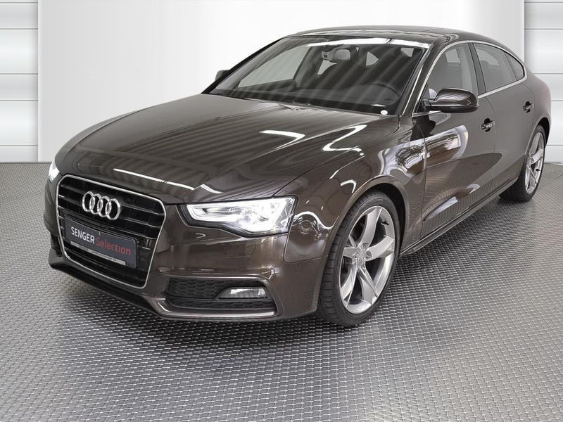 verkauft audi a5 sportback 2 0 tdi s l gebraucht 2015. Black Bedroom Furniture Sets. Home Design Ideas