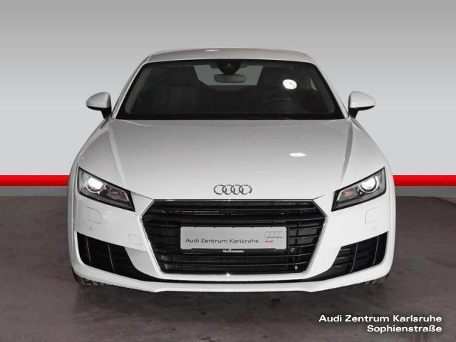 verkauft audi tt coup 2 0 tfsi xenon gebraucht 2015 km in karlsruhe. Black Bedroom Furniture Sets. Home Design Ideas