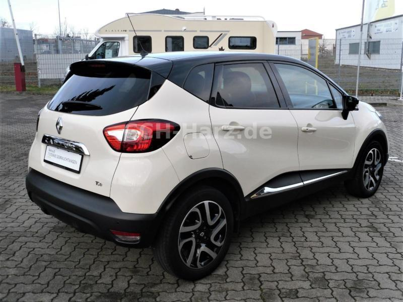 verkauft renault captur luxe gebraucht 2014 km in blankenburg. Black Bedroom Furniture Sets. Home Design Ideas
