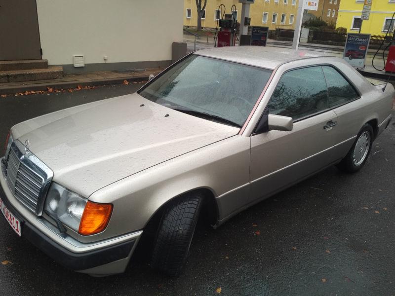 Verkauft mercedes e300 ce 24 gebraucht 1990 km for Mercedes benz 1990 e300