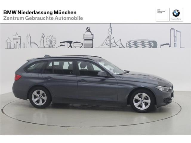 verkauft bmw 320 d touring efficientdy gebraucht 2014 km in m nchen fr ttmaning. Black Bedroom Furniture Sets. Home Design Ideas