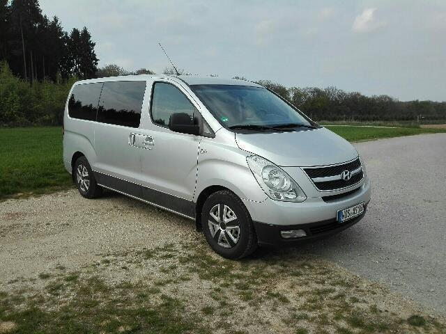 verkauft hyundai h 1 2 5 crdi travel gebraucht 2009 km in r hrnbach. Black Bedroom Furniture Sets. Home Design Ideas