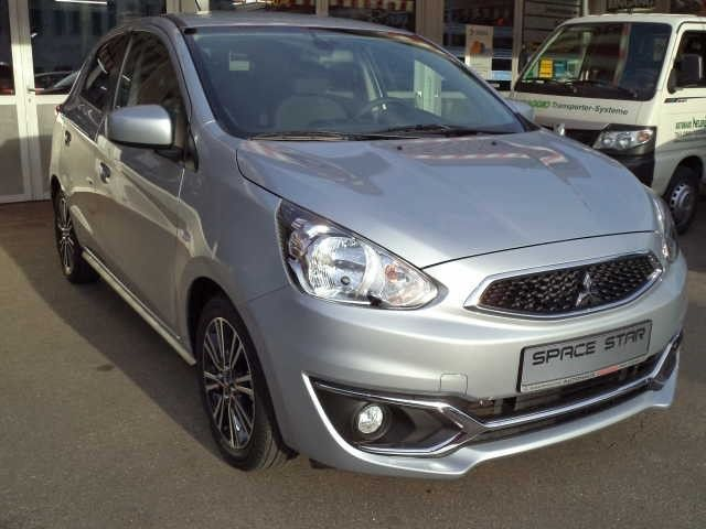 mitsubishi space star edition 100+ 1.2 cleartec 5-gang