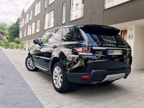 verkauft land rover range rover sport gebraucht 2015 km in hamburg altstadt. Black Bedroom Furniture Sets. Home Design Ideas
