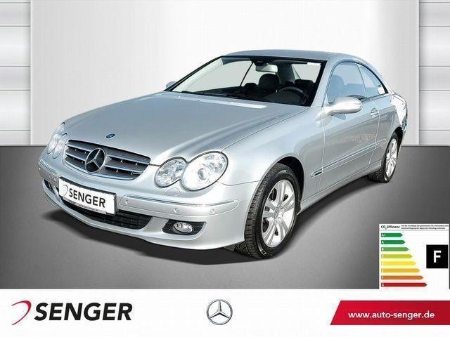 gebraucht Mercedes CLK200 Elegance Navi,Xenon,PTS,Leder,Memory,LMR