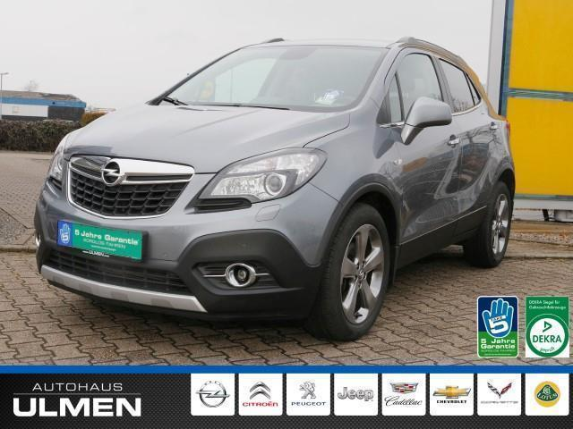 verkauft opel mokka 1 4 turbo flexfix gebraucht 2013 km in kempten. Black Bedroom Furniture Sets. Home Design Ideas