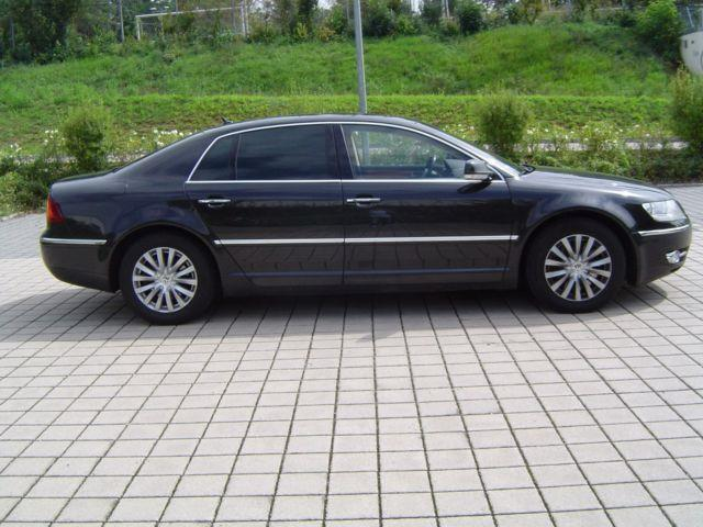 verkauft vw phaeton v6 tdi 4motion gebraucht 2008 km in remseck am neckar. Black Bedroom Furniture Sets. Home Design Ideas