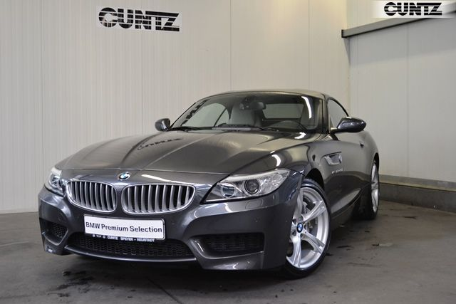 verkauft bmw z4 3 5i cabrio m paket kl gebraucht 2014 km in bad rappenau. Black Bedroom Furniture Sets. Home Design Ideas