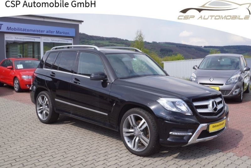 verkauft mercedes glk350 4matic amg pa gebraucht 2013. Black Bedroom Furniture Sets. Home Design Ideas