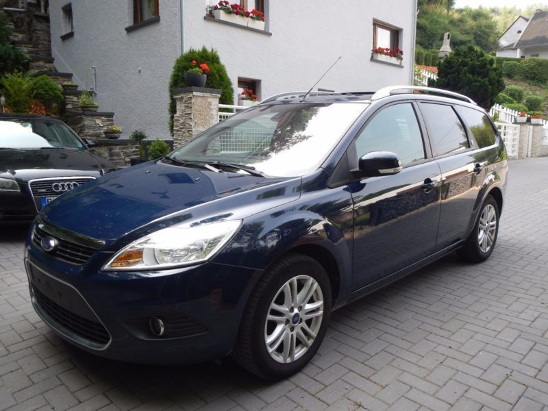 verkauft ford focus turnier 1 6 tdci d gebraucht 2011 km in trimbs. Black Bedroom Furniture Sets. Home Design Ideas
