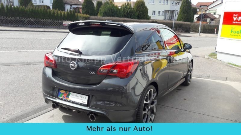 Camera Car Auto Da Corsa : Gebraucht opc enavi leder kamera opel corsa u km in