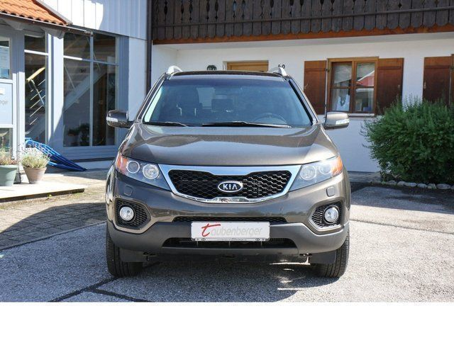 verkauft kia sorento 2 2 crdi attract gebraucht 2010 km in burgau. Black Bedroom Furniture Sets. Home Design Ideas