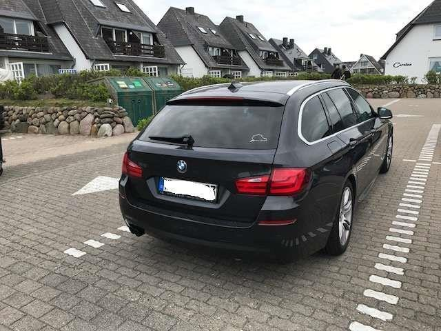 verkauft bmw 530 5er touring sport aut gebraucht 2011 km in hamburg. Black Bedroom Furniture Sets. Home Design Ideas