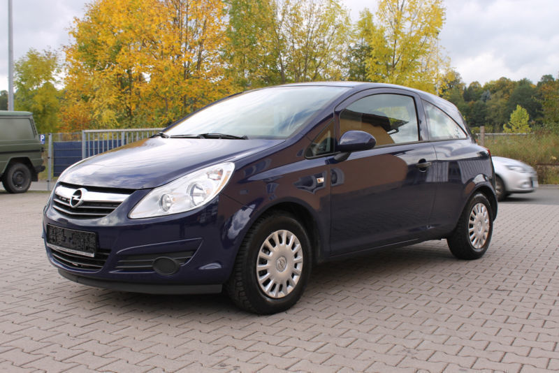 verkauft opel corsa 1 3 cdti edition gebraucht 2010 km in steinhagen. Black Bedroom Furniture Sets. Home Design Ideas