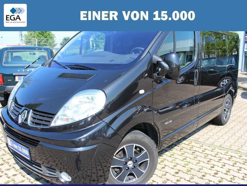 Verkauft Renault Trafic Passenger Gene., gebraucht 2013, 133.290 km ...