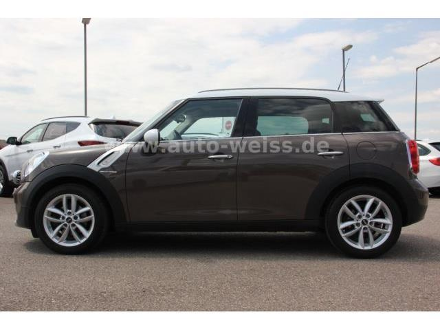 verkauft mini cooper d countryman all4 gebraucht 2010 56. Black Bedroom Furniture Sets. Home Design Ideas