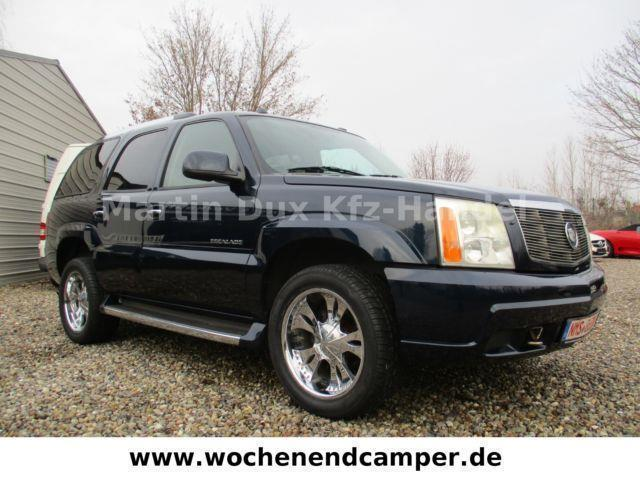 verkauft cadillac escalade 6 0 guter z gebraucht 2005. Black Bedroom Furniture Sets. Home Design Ideas