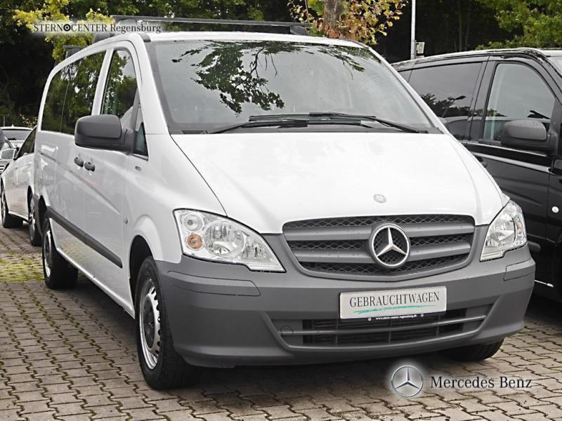 verkauft mercedes vito 116 cdi extrala gebraucht 2014. Black Bedroom Furniture Sets. Home Design Ideas