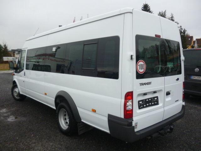 verkauft ford transit bus ft 430 el 16 gebraucht 2013. Black Bedroom Furniture Sets. Home Design Ideas