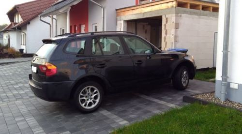 verkauft bmw x3 top zustand ga gebraucht 2006 km in illingen. Black Bedroom Furniture Sets. Home Design Ideas