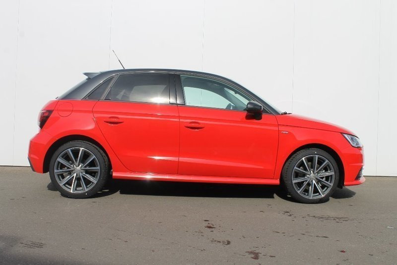 verkauft audi a1 sportback 1 4 tfsi sp gebraucht 2016 km in leonberg. Black Bedroom Furniture Sets. Home Design Ideas