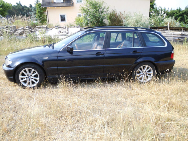 verkauft bmw 320 d touring gebraucht 2004 km in regensburg. Black Bedroom Furniture Sets. Home Design Ideas