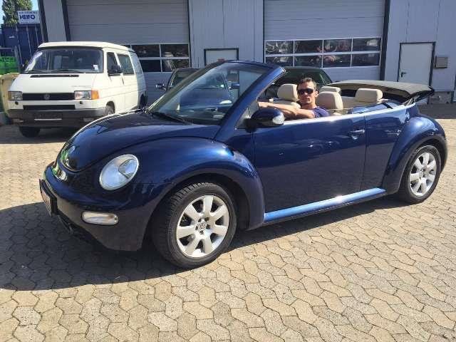 verkauft vw beetle new gebraucht 2004 km in hannover. Black Bedroom Furniture Sets. Home Design Ideas