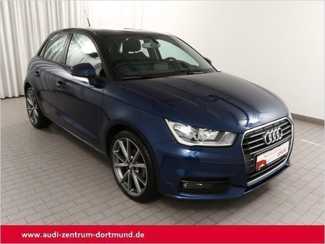 verkauft audi a1 sportback 1 0tfsi s t gebraucht 2016 km in dortmund. Black Bedroom Furniture Sets. Home Design Ideas