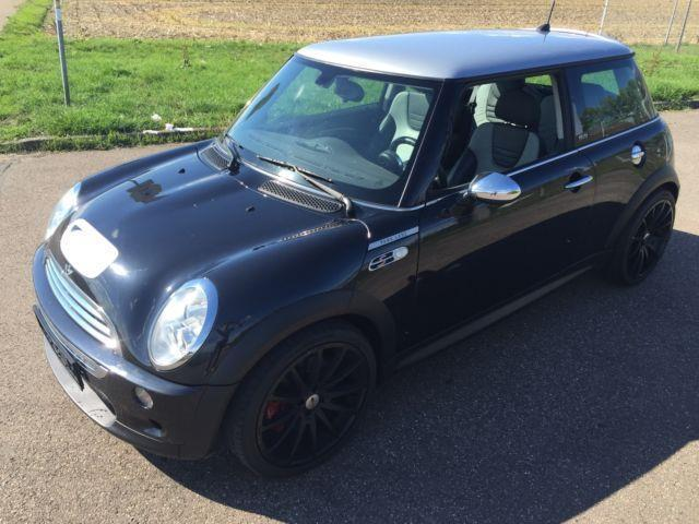 verkauft mini john cooper works park gebraucht 2006 km in lahr. Black Bedroom Furniture Sets. Home Design Ideas