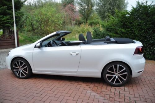 verkauft vw golf cabriolet cabrio 1 6 gebraucht 2013 km in cuxhaven. Black Bedroom Furniture Sets. Home Design Ideas