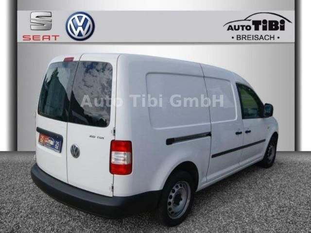 verkauft vw caddy maxi 2 0 tdi dpf gebraucht 2010 km in breisach. Black Bedroom Furniture Sets. Home Design Ideas