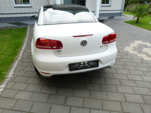 verkauft vw eos 2 0 tsi sport style gebraucht 2012 km in marl. Black Bedroom Furniture Sets. Home Design Ideas