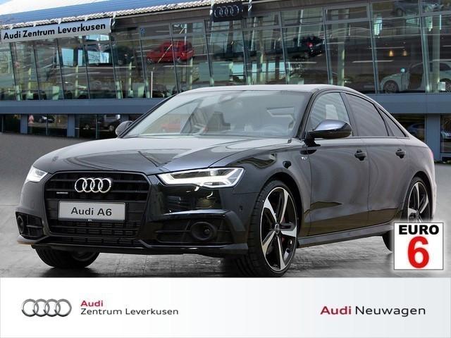 gebraucht Audi A6 3.0 TDI quattro competition BOSE HUD NAVI LED - Leder,Klima,Schiebedach,Sitzheizung,Alu,Servo,AHK,