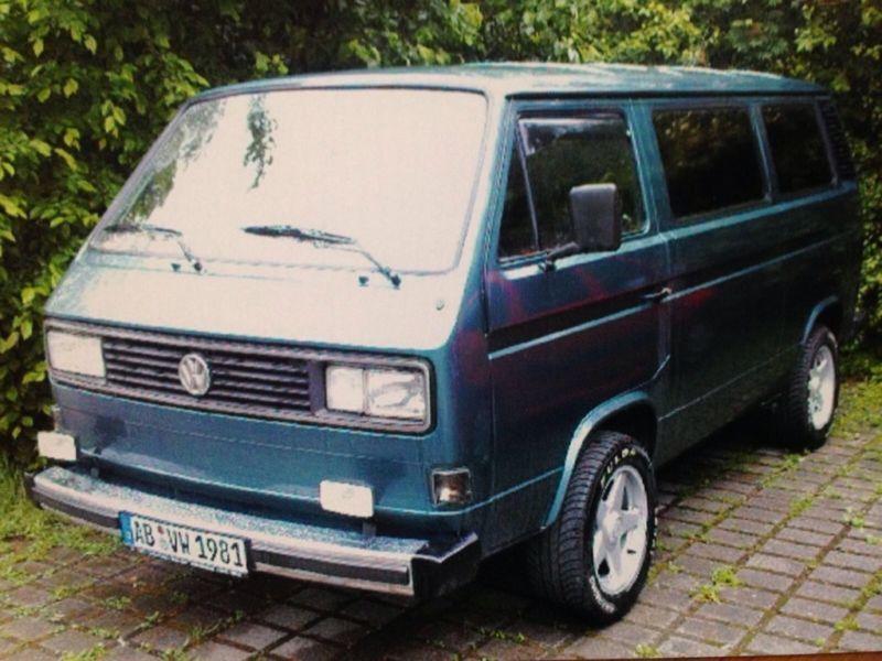 verkauft vw t3 t3 kombi 8 sitzer 2 gebraucht 1981 km in dortmund. Black Bedroom Furniture Sets. Home Design Ideas