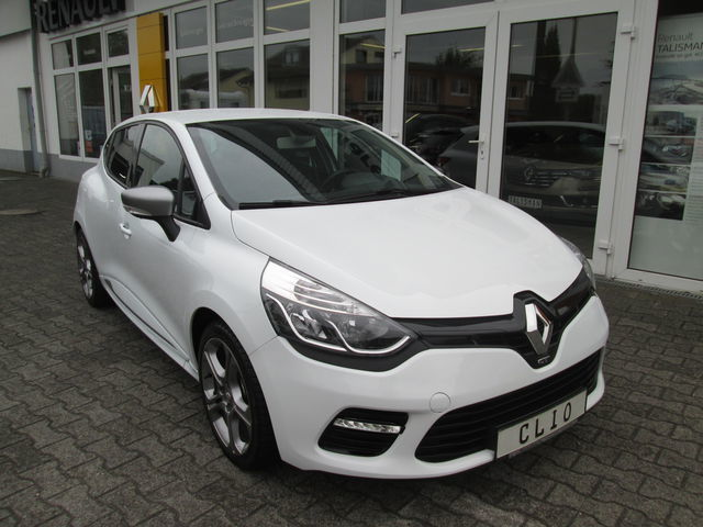 verkauft renault clio iv gt tce 120 ed gebraucht 2014 km in hamburg. Black Bedroom Furniture Sets. Home Design Ideas