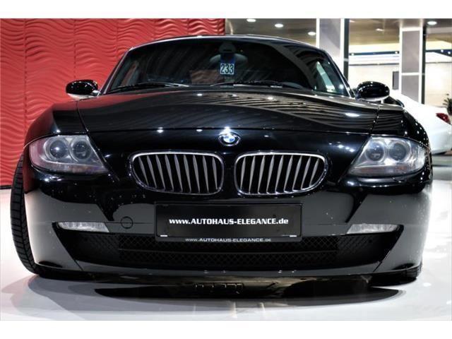 Bmw Z4 Coupe 30sinavigationxenonledermultiflenkrad