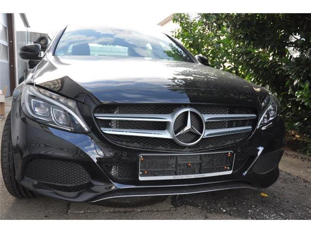 Verkauft Mercedes C180 9g Tronic Gebraucht 2018 387 Km In