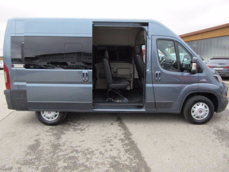 verkauft fiat ducato luxusbus panorama gebraucht 2015 km in leiblfing. Black Bedroom Furniture Sets. Home Design Ideas