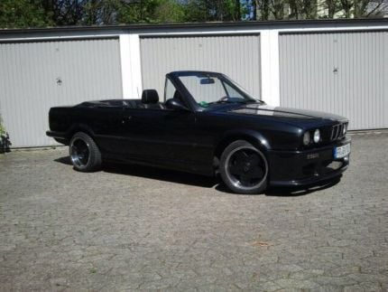 verkauft bmw 320 cabriolet e30 i gebraucht 1990. Black Bedroom Furniture Sets. Home Design Ideas