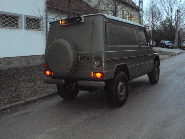 verkauft mercedes g290 kastenwagen lan gebraucht 1992 km in d ren. Black Bedroom Furniture Sets. Home Design Ideas
