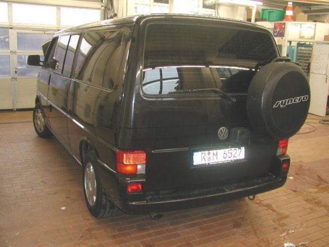 verkauft vw caravelle t4 2 5gl syncro gebraucht 1996 km in berlin. Black Bedroom Furniture Sets. Home Design Ideas