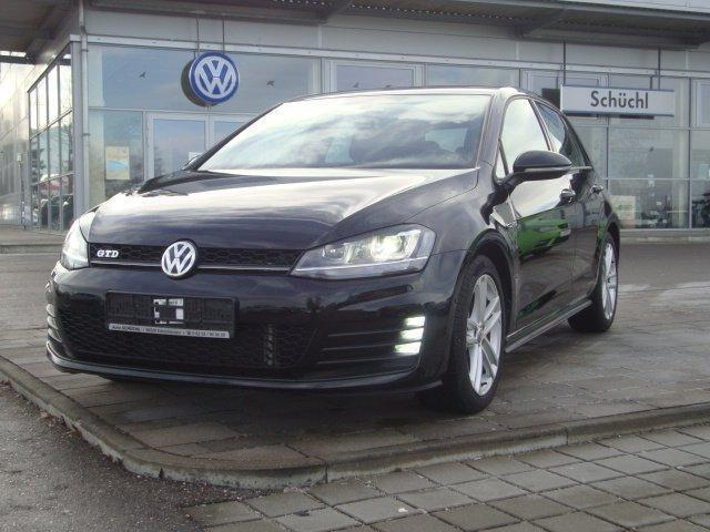 verkauft vw golf vii gtd 2 0 tdi xenon gebraucht 2013 9. Black Bedroom Furniture Sets. Home Design Ideas