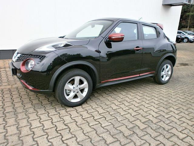 verkauft nissan juke 1 6 visia plus gebraucht 2015 10 km. Black Bedroom Furniture Sets. Home Design Ideas