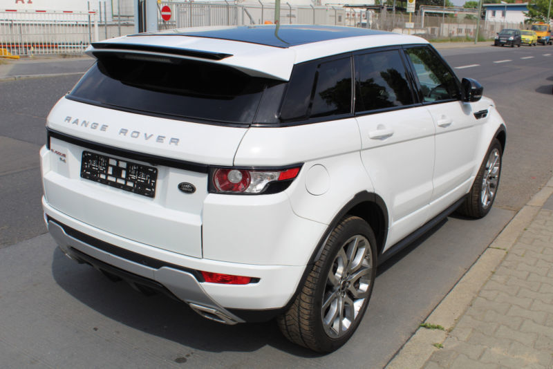 verkauft land rover range rover evoque gebraucht 2012 km in berlin. Black Bedroom Furniture Sets. Home Design Ideas