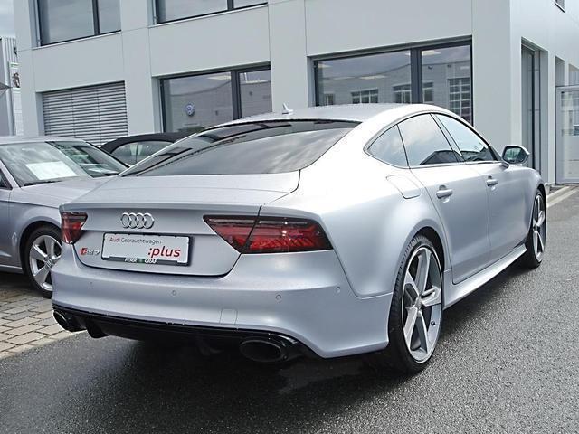 Verkauft Audi Rs7 Sportback Matt Flore Gebraucht 2015 27838 Km