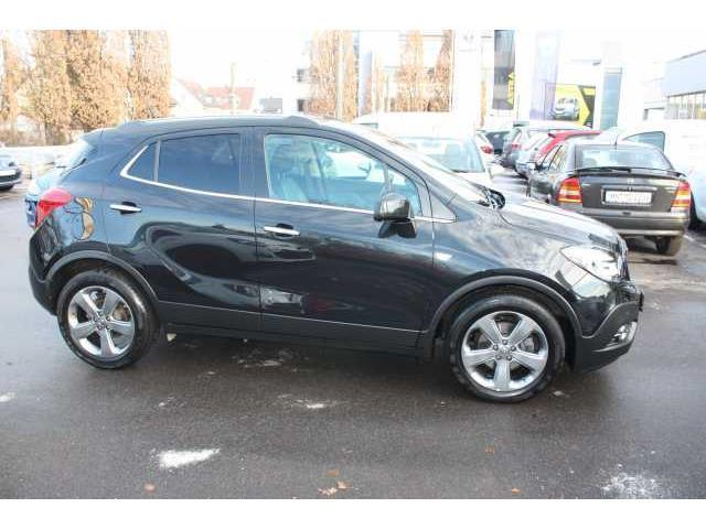 verkauft opel mokka 1 7 cdti automatik gebraucht 2014 km in stuttgart. Black Bedroom Furniture Sets. Home Design Ideas