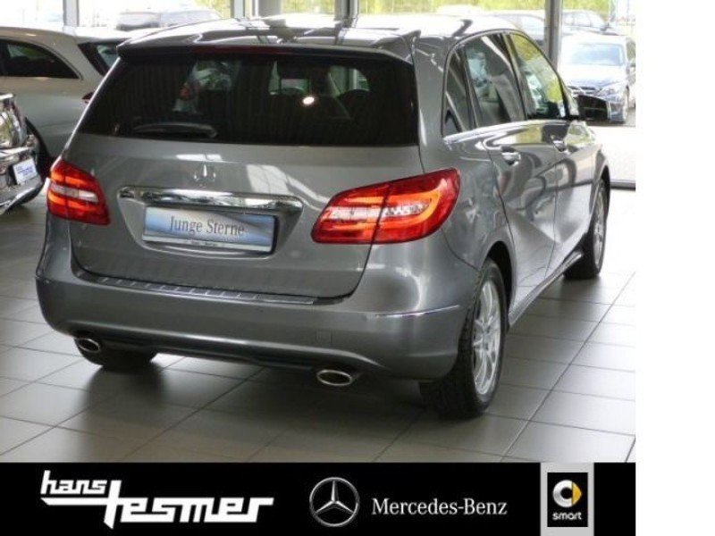 verkauft mercedes b200 blueefficiency gebraucht 2013 km in buchholz. Black Bedroom Furniture Sets. Home Design Ideas