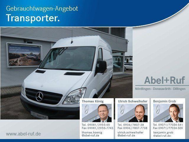 gebraucht Mercedes Sprinter 213 CDI Kasten Hochdach